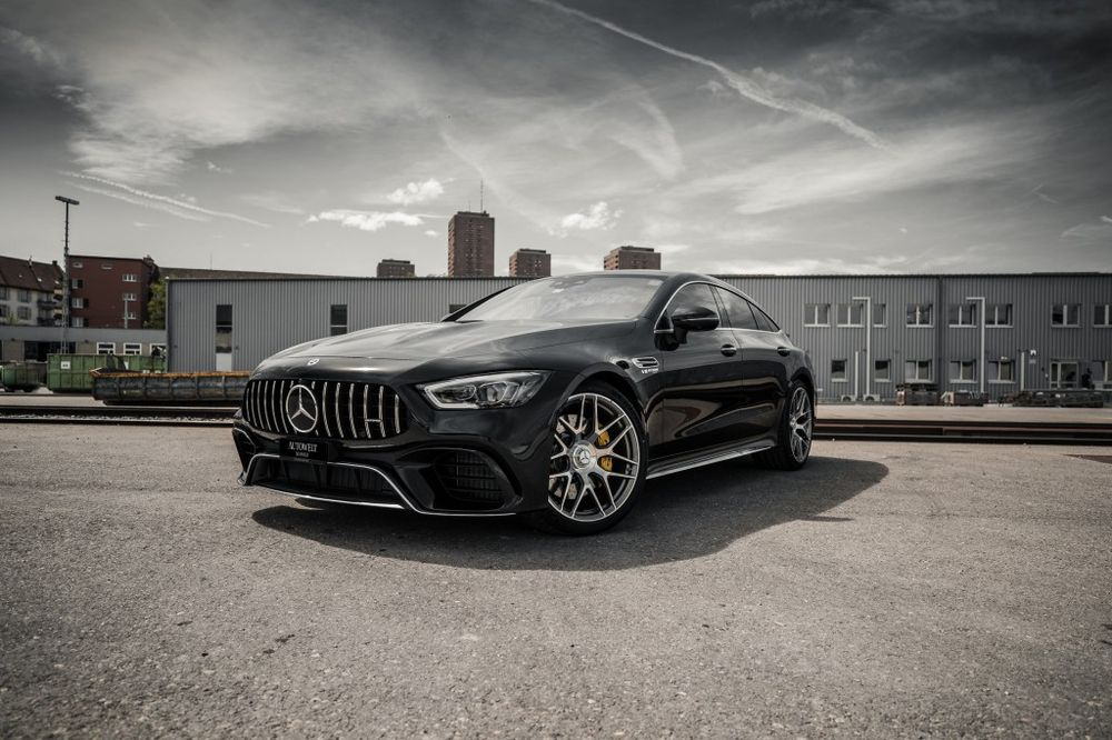 Mercedes-Benz AMG GT 4 63 S 4Matic+ Speedshift MCT
