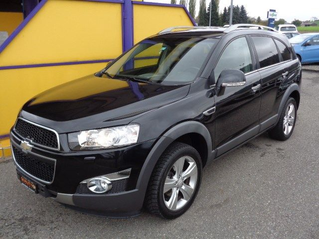 Chevrolet Captiva 2.2 VCDi Louis Edition 4WD Auto