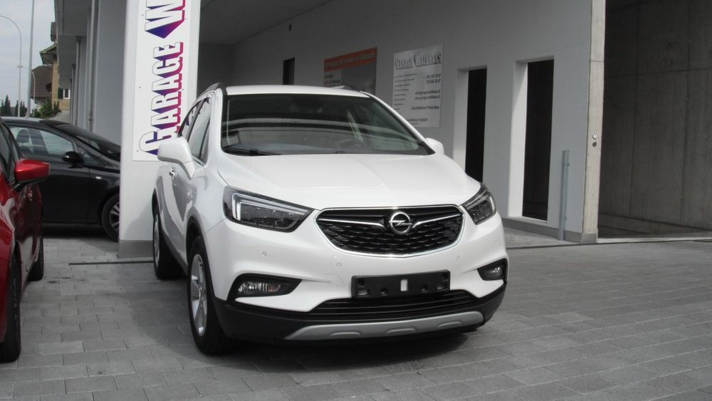 Opel Mokka X 1.4i 16V Turbo Excellence 2WD