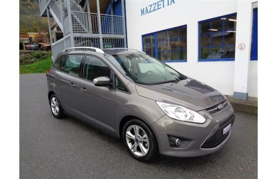 Ford Grand C-Max 1.6 SCTi Carving