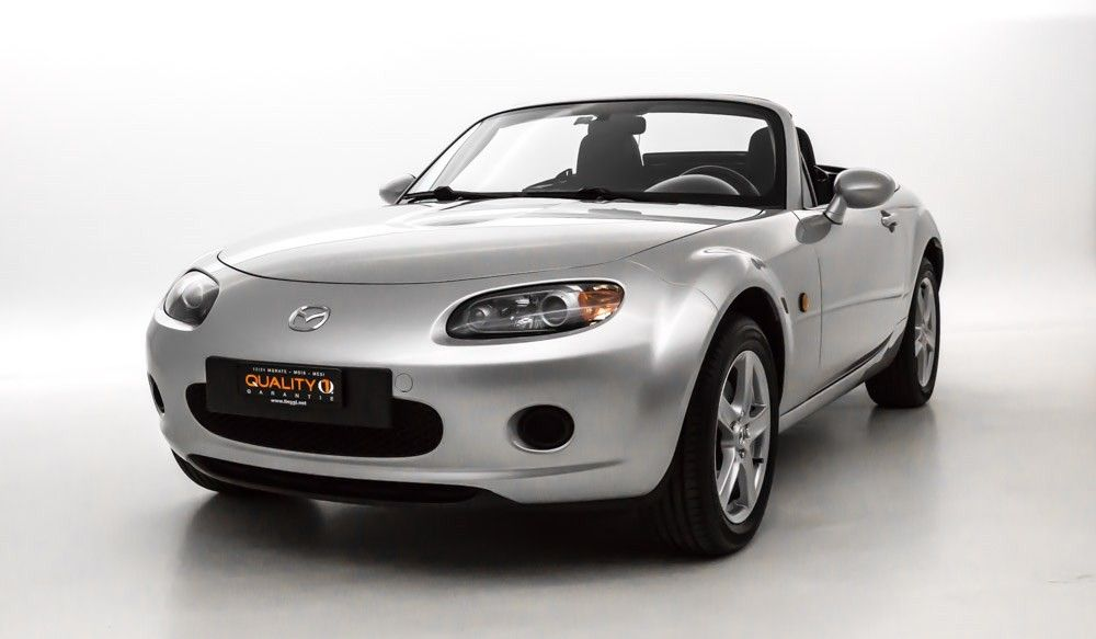 Mazda MX-5 Roadster-Coupé 2.0i 16V Exclusive