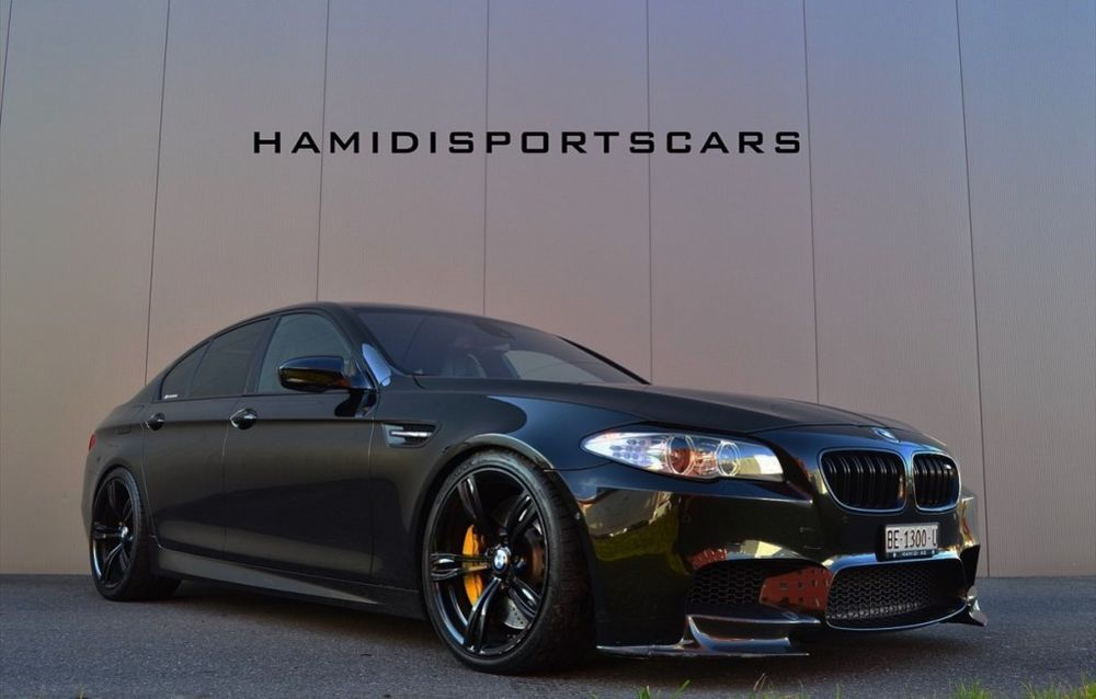 BMW M5 Drivelogic