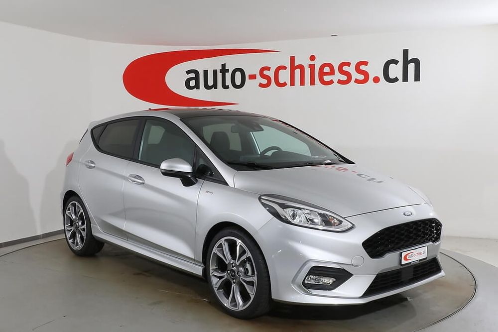 Ford FIESTA 1.0 Eco Boost ST Line