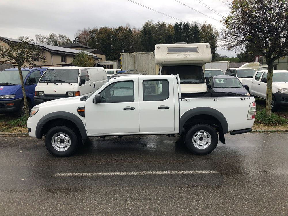 Ford Ranger Limited 2.5 TDCi 4x4