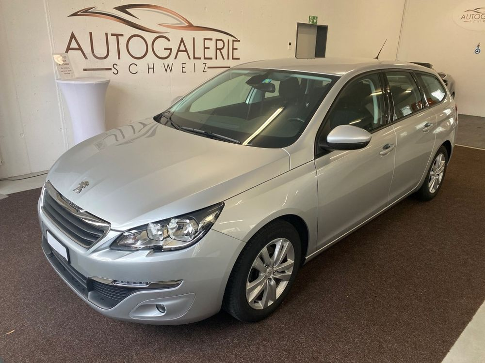 Peugeot 308 SW 1.2 THP Style Automatic