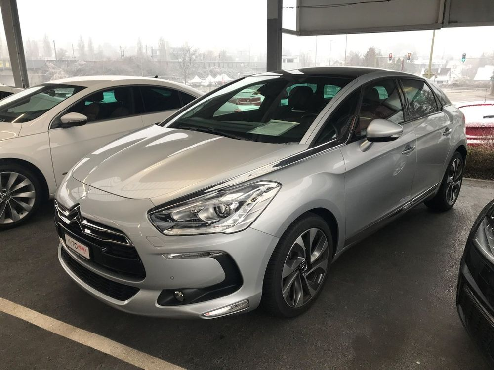 Sonstige DS5 2.0 HDi Sport Chic Automatic