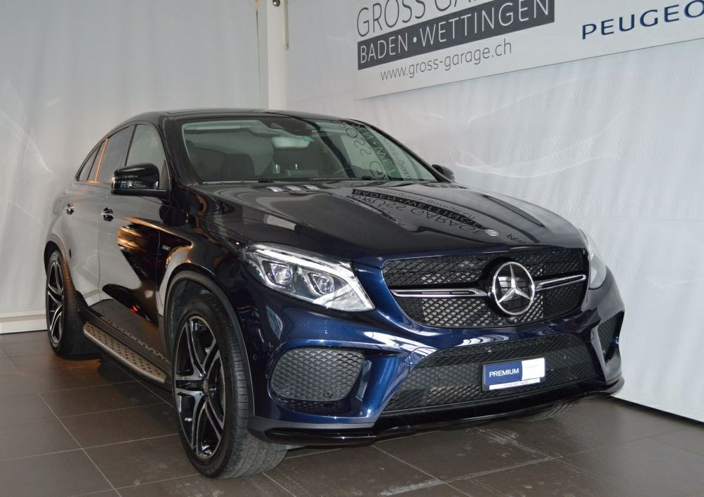 Mercedes-Benz GLE-KLASSE COUPE 292