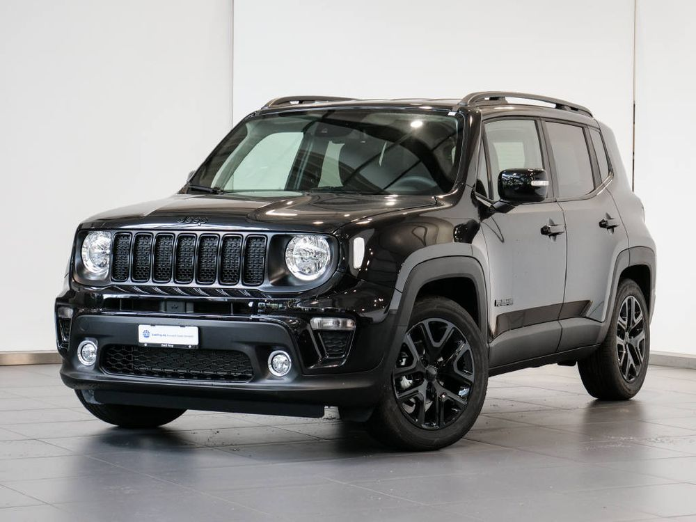 Jeep Renegade 1.0 Turbo Night Eagle