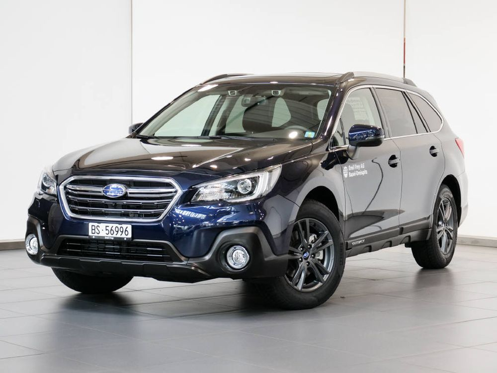 Subaru Outback 2.5i Swiss Plus