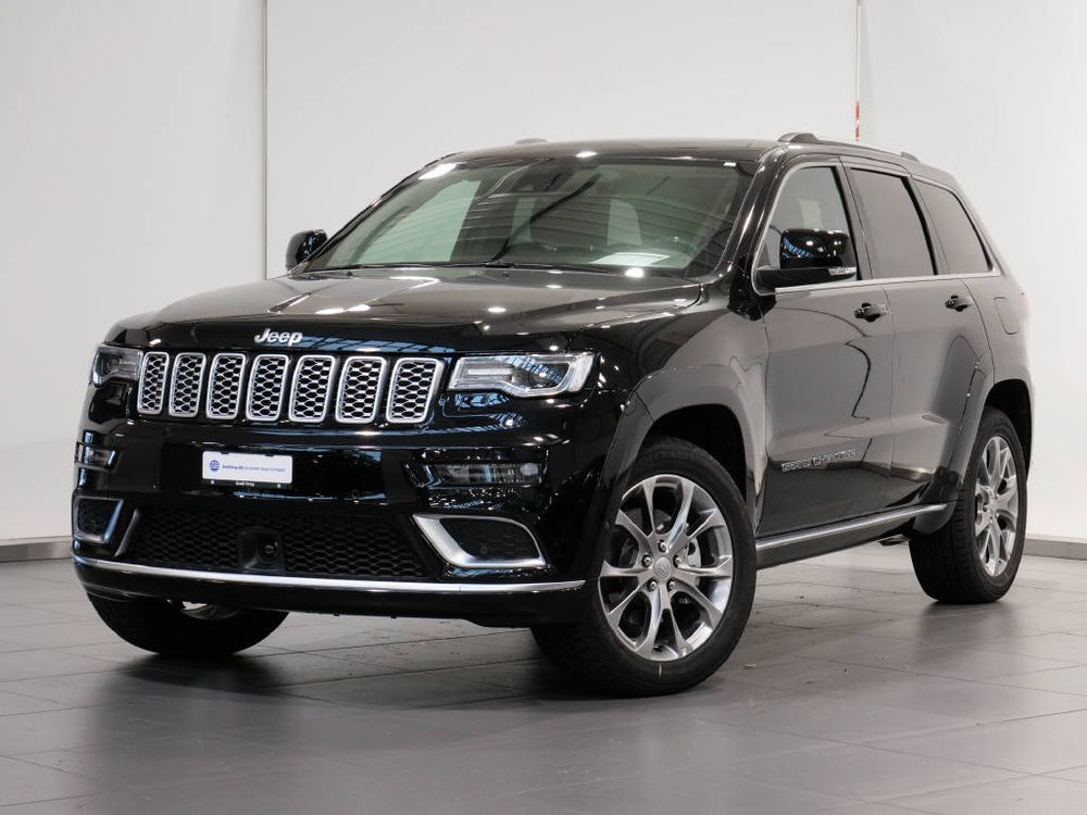 Jeep Grand Cherokee 3.0 CRD 250 Summit