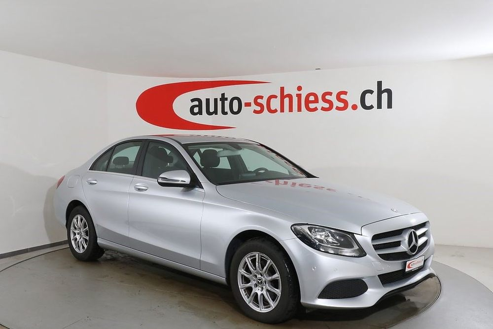 Mercedes-Benz C 180 BlueTEC Business
