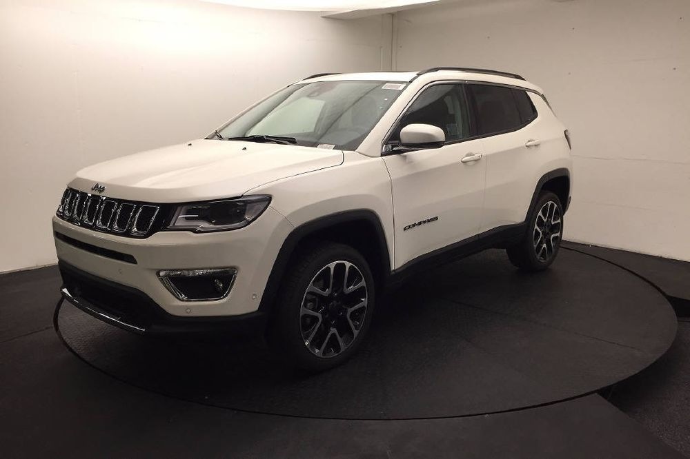 Jeep Compass 2.0 MultiJet Limited AWD