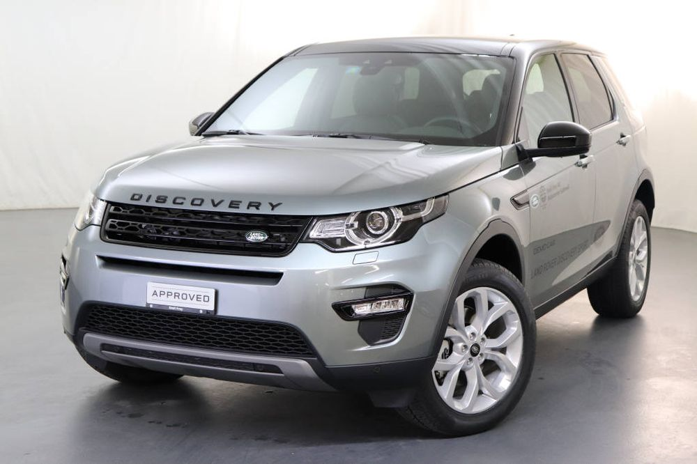 Land Rover Discovery Sport 2.0 Si4 SE