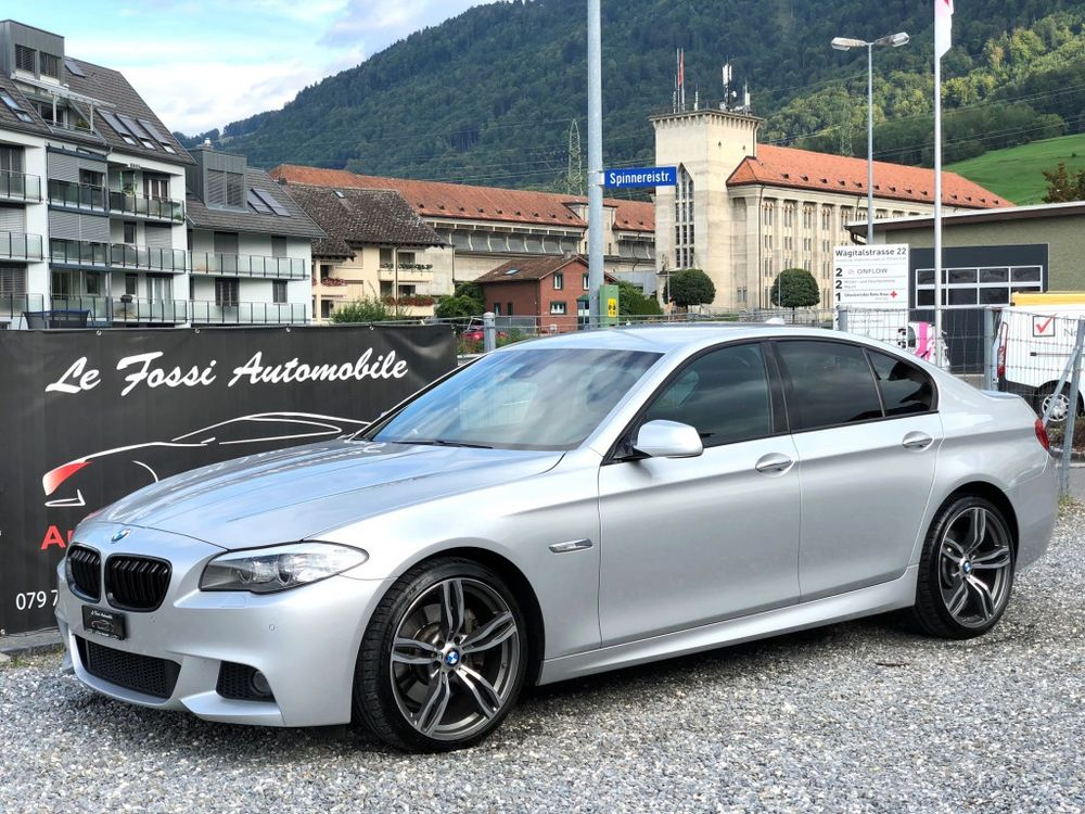 BMW 525d xDrive Steptronic