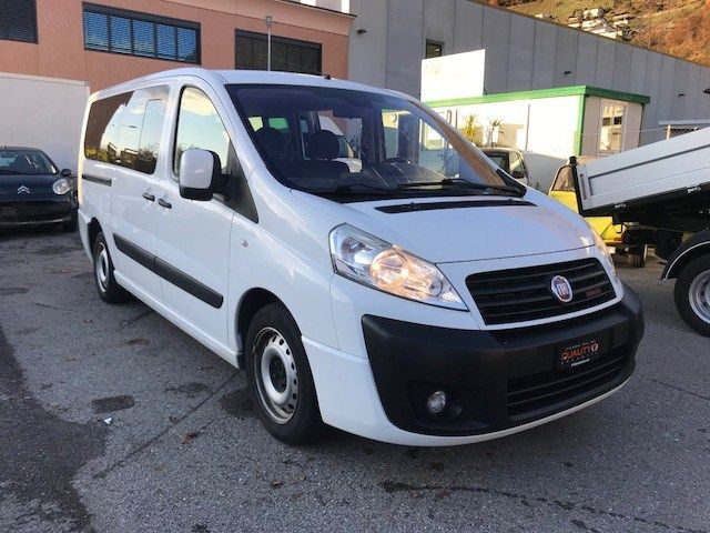 Fiat Scudo 2.0 MJ Panorama Family