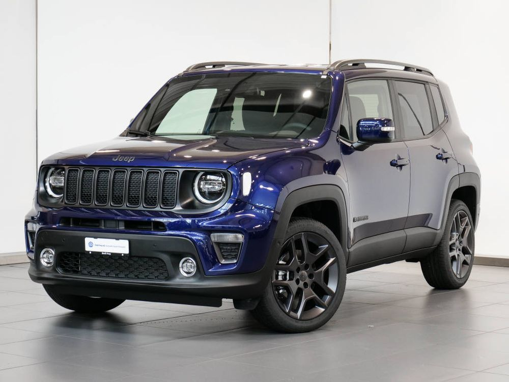 Jeep Renegade 1.3 Turbo S AWD
