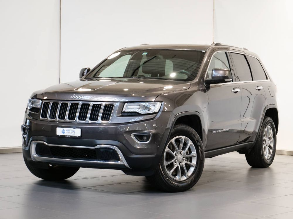 Jeep Grand Cherokee 3.0 CRD 250 Limited