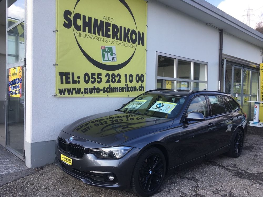 BMW 320d xDrive Touring Edition SportLine A