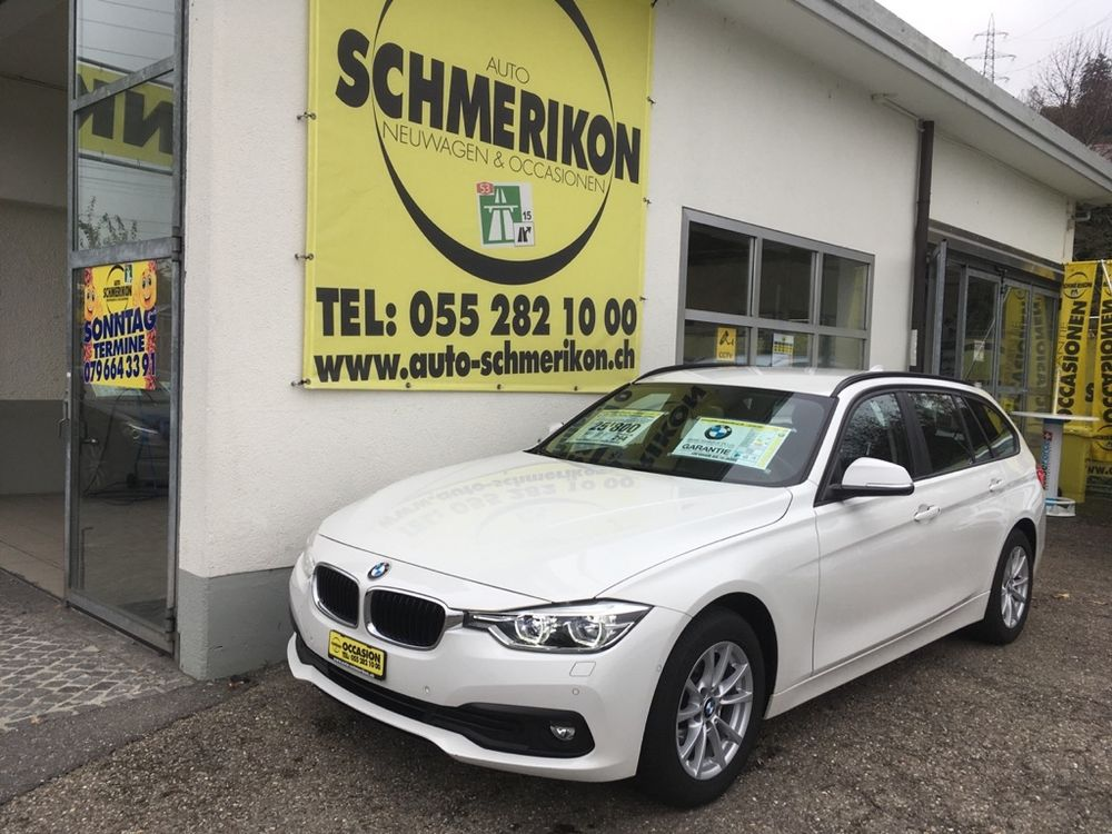 BMW 320d xDrive Touring Steptronic-Automat