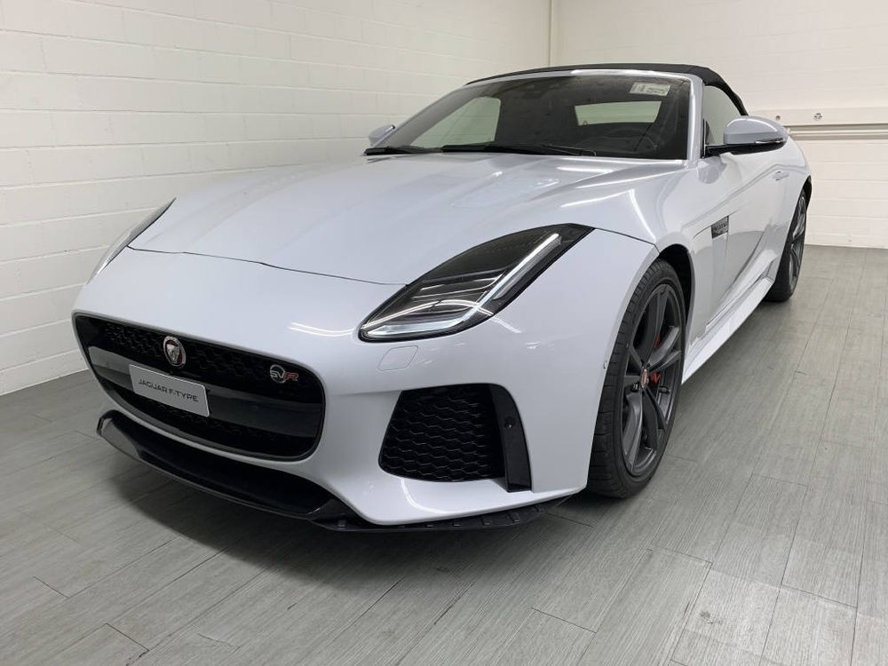 Jaguar F-Type 5.0 V8 SVR AWD