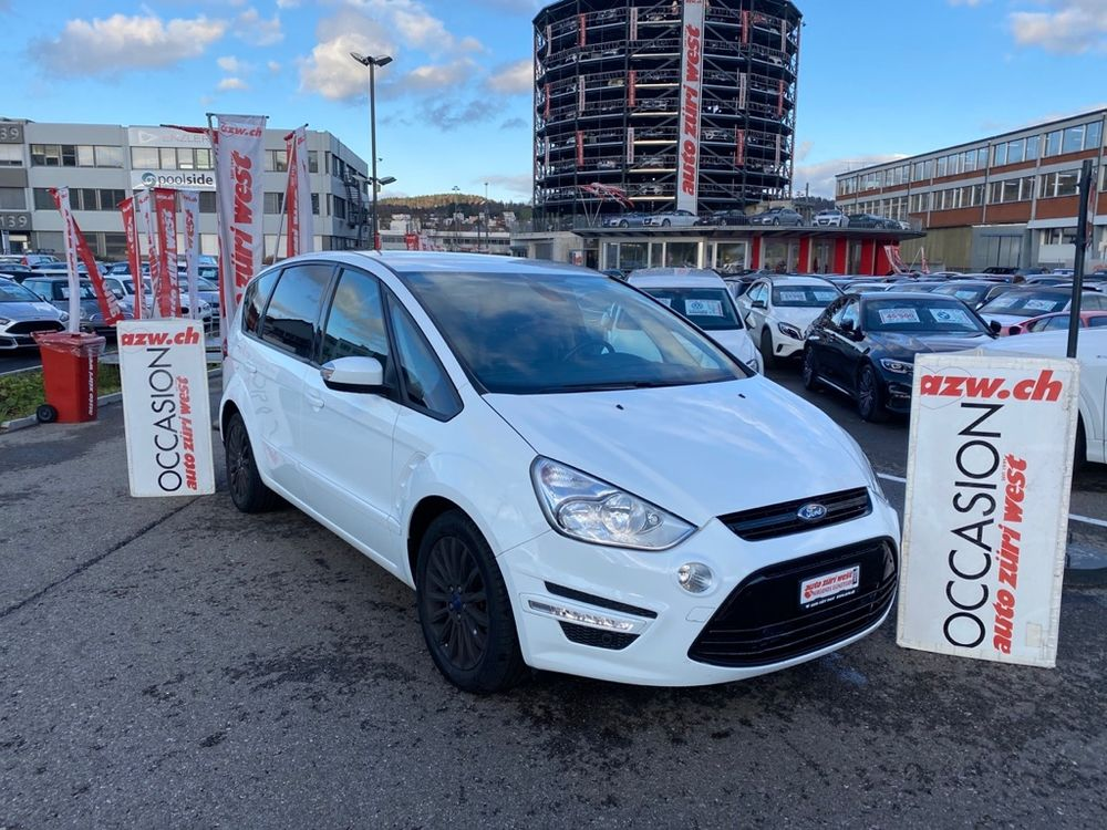Ford S-Max 2.0 TDCi Limited Edition 7-Plätzer