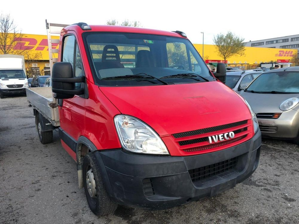 Iveco Daily 35 S 12 GBBA11A1B1