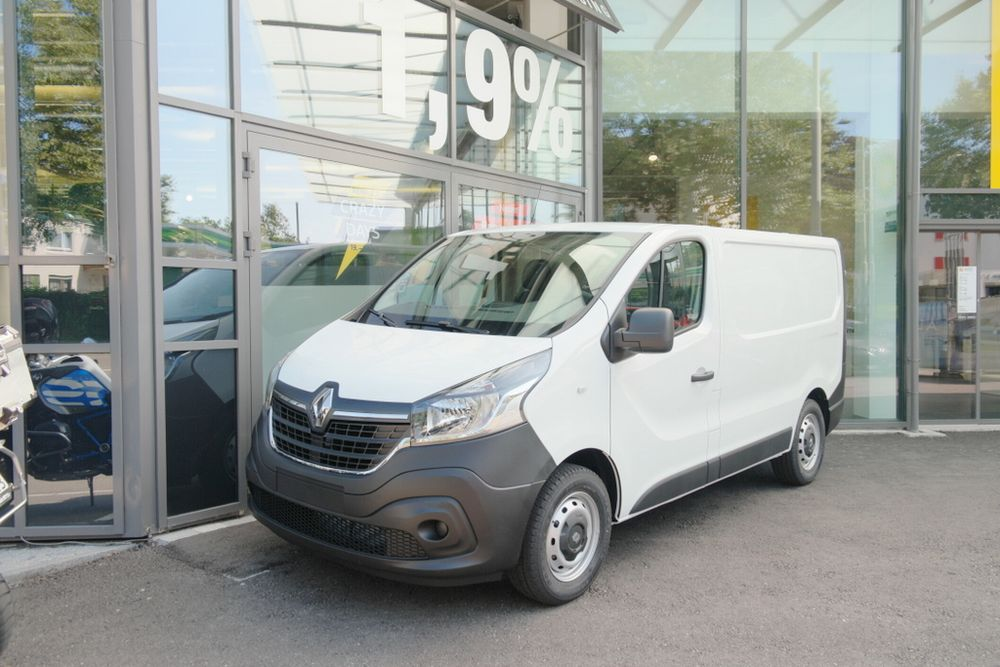 Renault Trafic Kaw. 2.8 t L1 H1 1.6 dCi 95 Acces