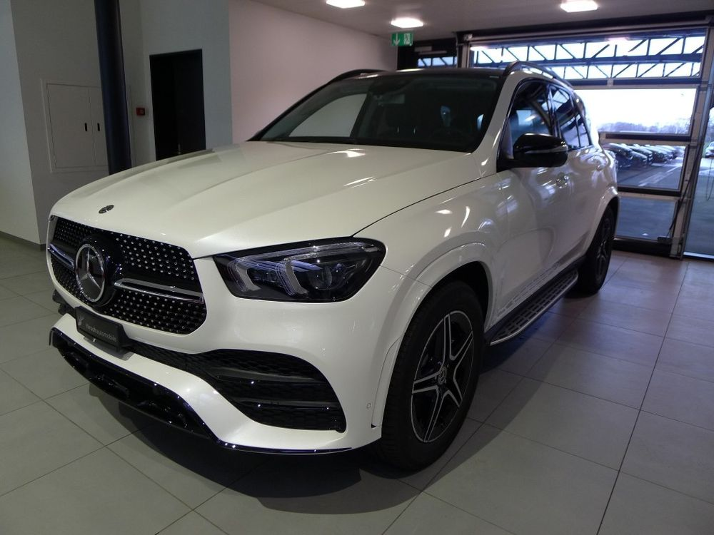 Mercedes-Benz GLE 450 AMG Line 4Matic 9G-Tronic