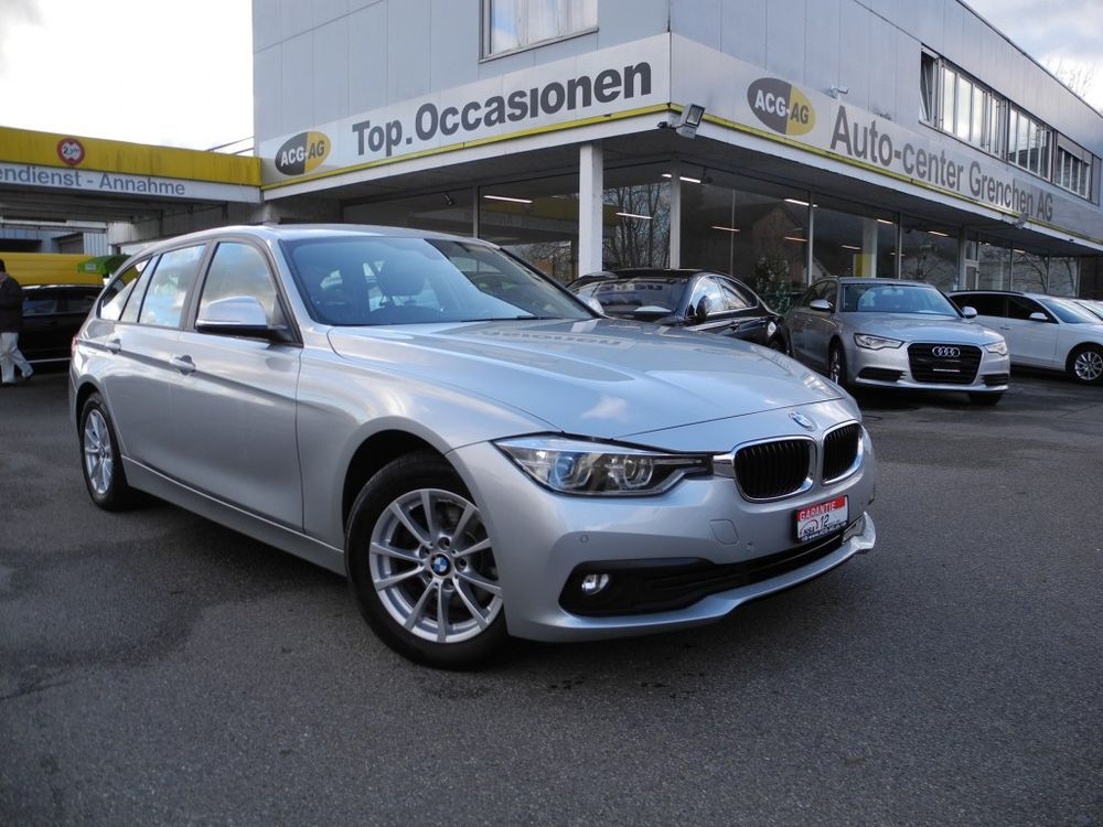 BMW 318d Touring Steptronic