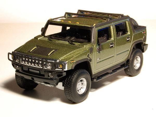 Hummer H2 SUT / Pick Up 2005-2010 hell