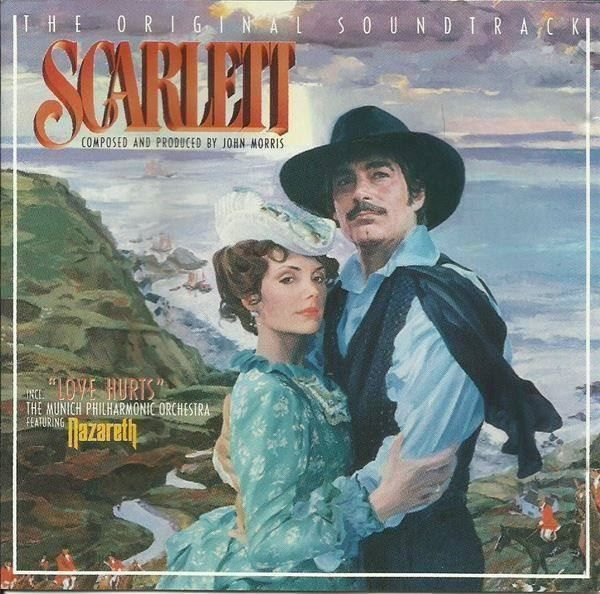 Scarlett / Original Soundtrack CD