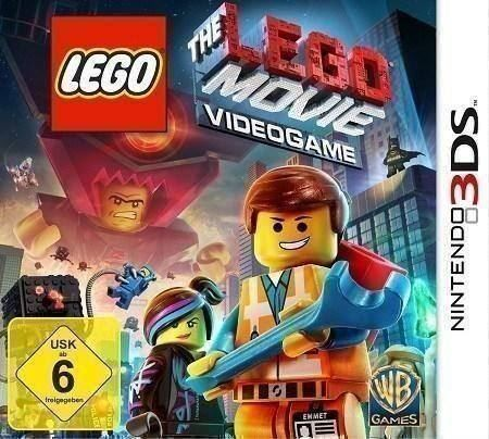 The LEGO Movie Videogame - 3DS NEW !!!