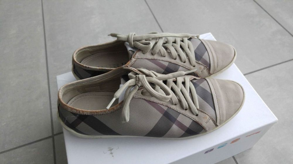 original Burberry sneakers gr. 37