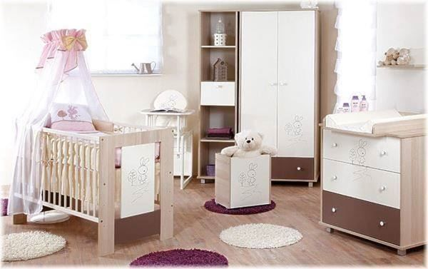 babybett kinderbett wickelkommode set kaufen auf. Black Bedroom Furniture Sets. Home Design Ideas