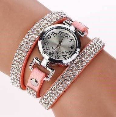 Mega cool glitzernde Wrist-Watch
