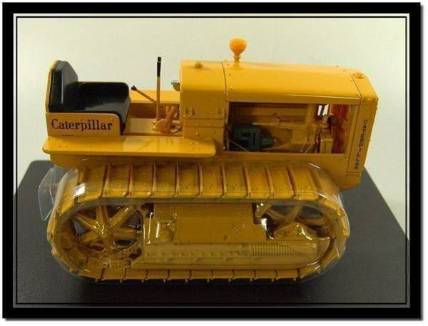 Caterpillar Twenty-Two Norscot 55154