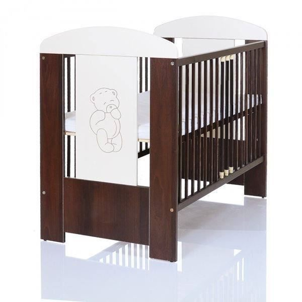 babybett kinderbett 120x60 gitter kaufen auf. Black Bedroom Furniture Sets. Home Design Ideas