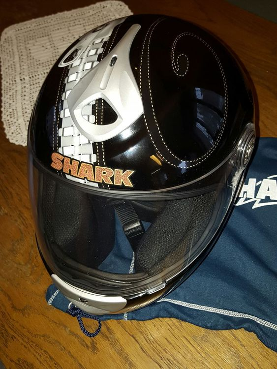 SHARK RSF3 ZIPPER NEU GR. L