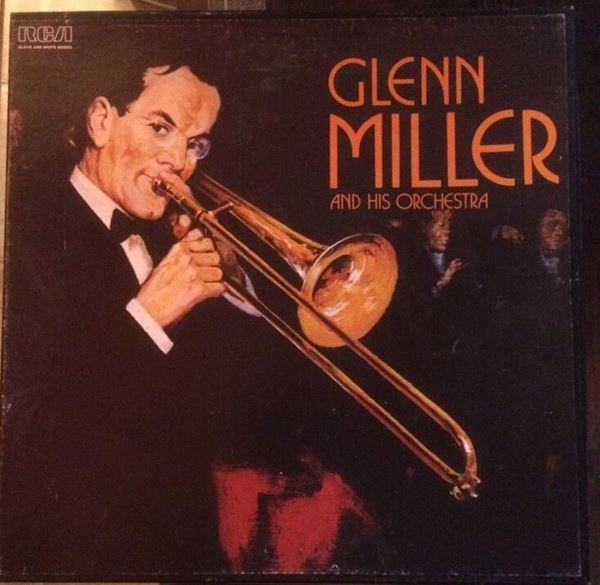 GLENN MILLER AND HIS ORCHESTRA 3 LP BOX