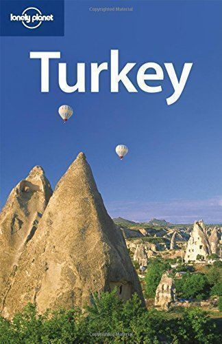 TURKEY  - LONELY PLANET - ENGLISH
