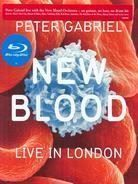Peter Gabriel  New blood - Live in Londo