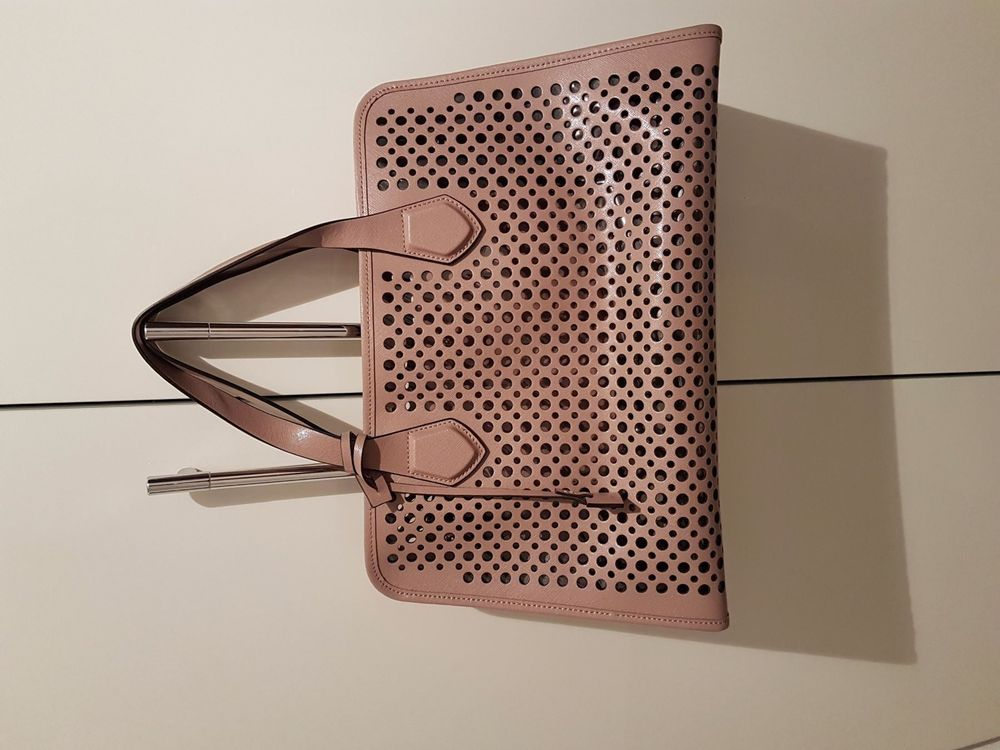 Original Coccinelle perforated moon