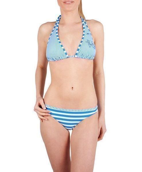 SPEEDO BIKINI 36 38 USH UP TRIANGLE 2883