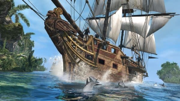 Assassin's Creed IV Black Flag Edition