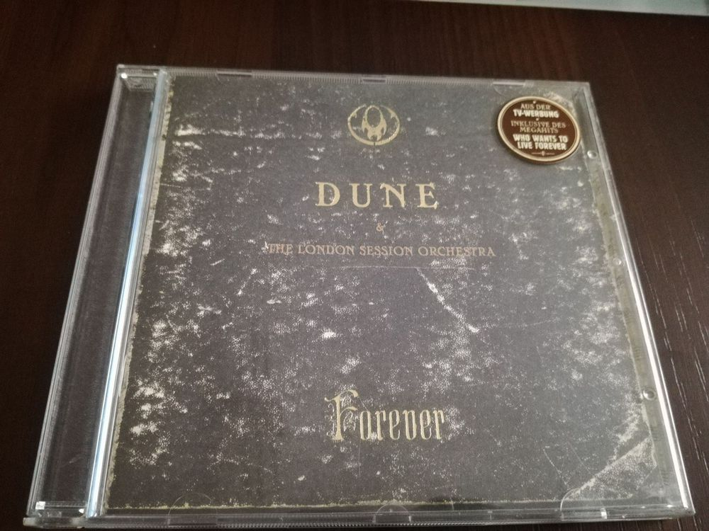 Dune  & The London Session Orchestra