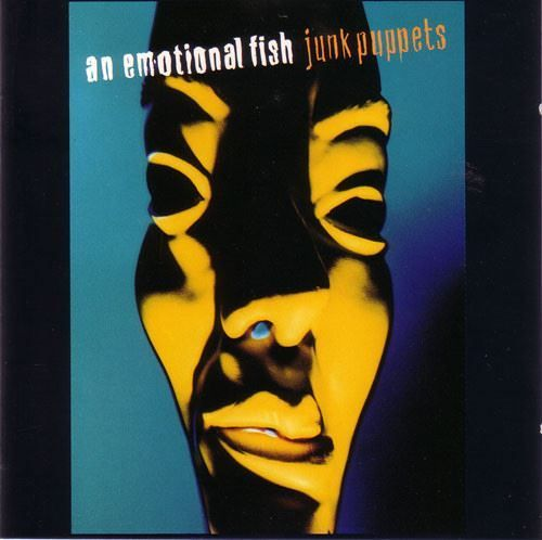 An Emotional Fish – Junk Puppets
