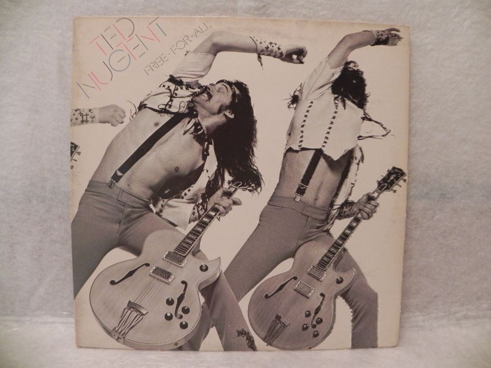 Ted Nugent, Free for all P76NL
