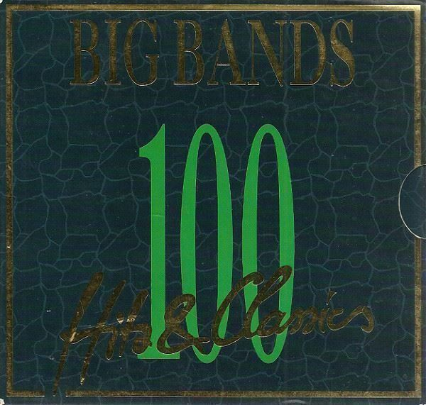 Jazz Big Bands 100 Classics 4 CD Box Set