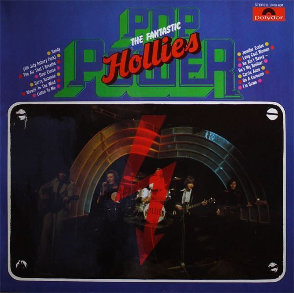 THE FANTASTIC HOLLIES - Near Mint LP