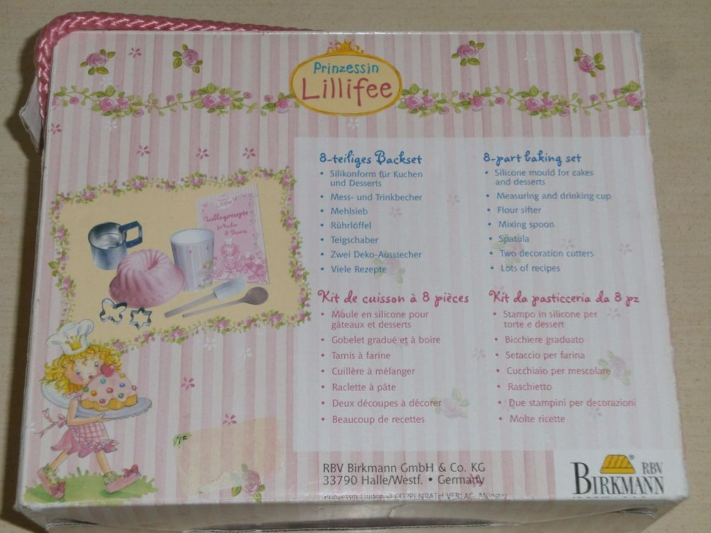 Prinzessin Lillifee Kuchen Rezept Beautiful Prinzessin With